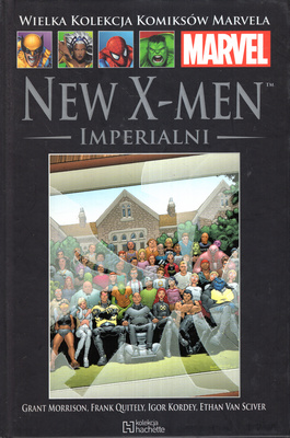 NEW X-MEN - IMPERIALNI (MARVEL 21)