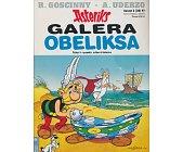 Szczegóły książki ASTERIKS - GALERA OBELIKSA