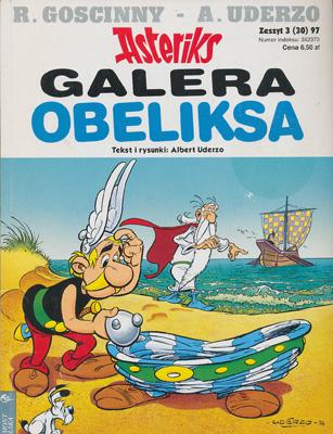 ASTERIKS - GALERA OBELIKSA