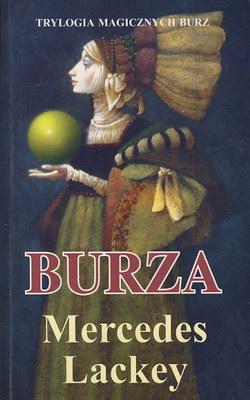BURZA - TRYLOGIA MAGICZNYCH BURZ TOM II