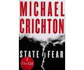 Szczegóły książki STATE OF FEAR