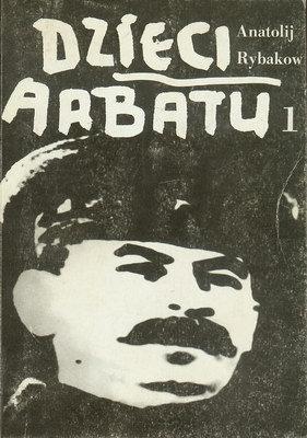 DZIECI ARBATU - 2 TOMY