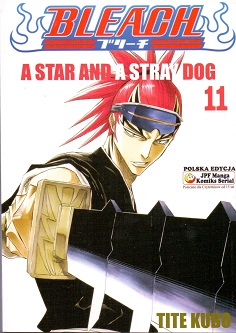 BLEACH - 11 - A STAR AND A STRAY DOG
