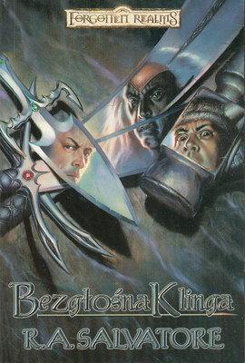ŚCIEŻKI MROKU - TOM I - BEZGŁOŚNA KLINGA