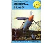 Szczegóły książki SAMOLOT SZTURMOWY IŁ-10