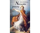 Szczegóły książki NIEZWYKŁE PROCESY