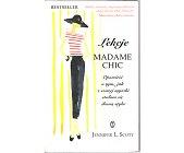 Szczegóły książki LEKCJE MADAME CHIC