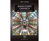 Szczegóły książki KWANTOWA GRANICA