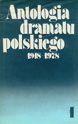 ANTOLOGIA DRAMATU POLSKIEGO 19178-1978 (2 TOMY)