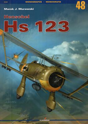HENSCHEL HS 123 (MONOGRAFIE LOTNICZE 48)