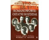 Szczegóły książki ROMANOWOWIE - OSTATNI ROZDZIAŁ