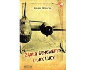 Szczegóły książki ŻĄDŁO GENOWEFY, L - JAK LUCY