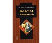 Szczegóły książki KOŚCIÓŁ I DEMOKRACJA