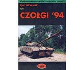 Szczegóły książki CZOŁGI '94 - TOM 1