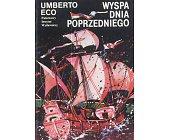 Szczegóły książki WYSPA DNIA POPRZEDNIEGO