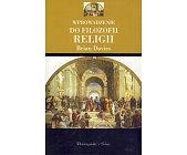 Szczegóły książki WPROWADZENIE DO FILOZOFII RELIGII