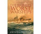 Szczegóły książki THE WORLD'S WORST WARSHIPS
