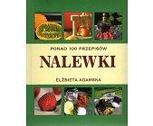 Szczegóły książki NALEWKI