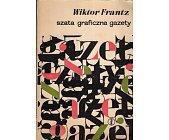 Szczegóły książki SZATA GRAFICZNA GAZETY