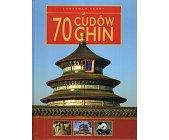 Szczegóły książki 70 CUDÓW CHIN