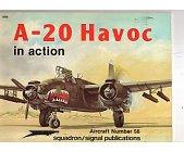 Szczegóły książki A-20 IN ACTION