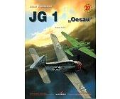 """Szczegóły książki JG 1 """"OESAU"""" - MINIATURY LOTNICZE NR 27"""