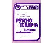 Szczegóły książki PSYCHOTERAPIA I ZMIANA ZACHOWANIA