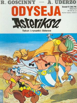 ASTERIKS - ODYSEJA ASTERIKSA