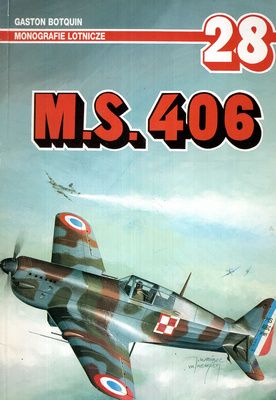 M. S. 406 - MONOGRAFIE LOTNICZE NR 28