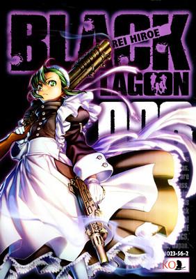 BLACK LAGOON - TOM 8