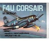 Szczegóły książki F4U CORSAIR IN ACTION