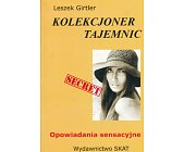 Szczegóły książki KOLEKCJONER TAJEMNIC