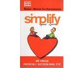 Szczegóły książki SIMPLIFY YOUR LOVE