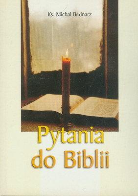 PYTANIA DO BIBLII