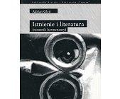Szczegóły książki ISTNIENIE I LITERATURA