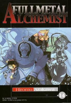 FULLMETAL ALCHEMIST - TOM 14