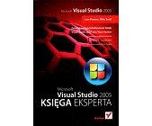 Szczegóły książki MICROSOFT VISUAL STUDIO 2005 - KSIĘGA EKSPERTA