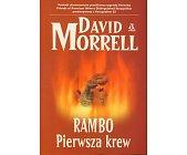 Szczegóły książki RAMBO PIERWSZA KREW