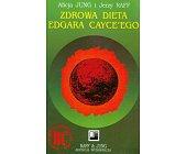 Szczegóły książki ZDROWA DIETA EDGARA CAYCE'EGO