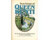Szczegóły książki TEACHINGS OF QUEEN KUNTI