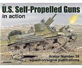 Szczegóły książki U.S. SELF-PROPELLED GUNS(IN ACTION)