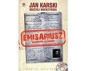 Szczegóły książki EMISARIUSZ WŁASNYMI SŁOWAMI