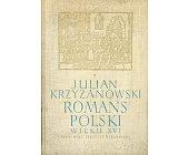 Szczegóły książki ROMANS POLSKI WIEKU XVI