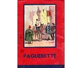 Szczegóły książki PAQUERETTE