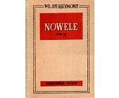 Szczegóły książki NOWELE - 3 TOMY