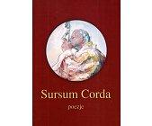 Szczegóły książki SURSUM CORDA. POEZJE