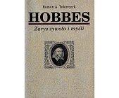 Szczegóły książki HOBBES-ZARYS ŻYWOTA I MYŚLI