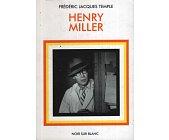 Szczegóły książki HENRY MILLER