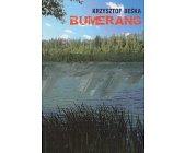 Szczegóły książki BUMERANG