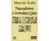 Szczegóły książki NARODOWE I REWOLUCYJNE